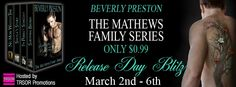 Warrior Woman Winmill: The Mathews Family Series, by Beverly Preston.  Re...