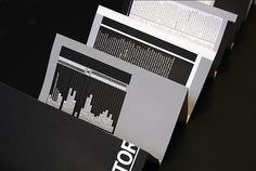 Printed Materials, Visual Identity, Palette, Typography, Museum, Cards, Letterpress, Corporate Design, Letterpress Printing