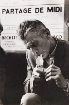 Samuel Beckett  Prova di nuovo  sbaglia di nuovo  sbaglia meglio