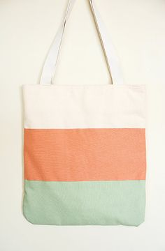 Cotton tote bag.Handmade ready to use. by Homemood
