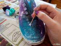 How to Make Space Shoes: 10 Steps (with Pictures) - wikiHow