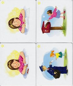 Sequencing Pictures, Sequencing Cards, Story Sequencing, Sequencing Activities, Speech Therapy Activities, Brain Activities, Educational Activities, Learning Through Play, Kids Learning