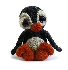 Ravelry: Amigurumi Penguin - Wilbur pattern by Kate E. Hancock