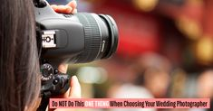 Dslr Camera - Photography Tips You Need To Know About