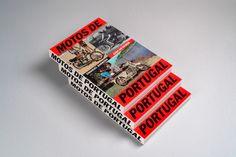 """Popatrz na ten projekt w @Behance: """"Motos de Portugal – Catalogue"""" https://www.behance.net/gallery/63779149/Motos-de-Portugal-Catalogue"""