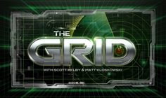 The Grid with Scott Kelby & Matt Kloskowski is a live talk-show about photography, Photoshop & other industry-related topics. Each week features a different guest (in-studio or online) and viewers are encouraged to chime in on the Liveblog here on KelbyTV.com or via Twitter by adding #TheGridLive to their tweets.