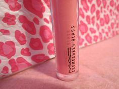 MAC Pink Cremesheen