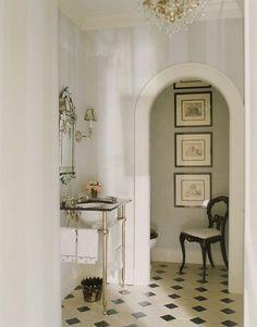 Bathrooms can be elegant!