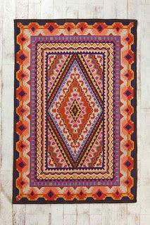 That Boho Chick: Rugs