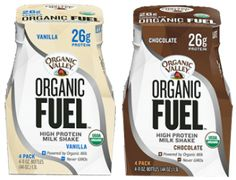 Better Than FREE Organic Fuel High Protein Milk Shakes 4-Pack at Target on http://hunt4freebies.com