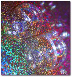 bubble glitter! artist101 on flickr :)