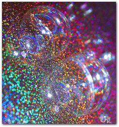 bubble glitter! artist101 on flickr :)