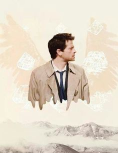 Misha Collins / Castiel / fan edit ❤