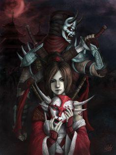 Blood moon by Penator.deviantart.com on @DeviantArt