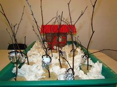 cabane+à+sucre. Toddler Crafts, Crafts For Kids, Arts And Crafts, Winter Activities, Preschool Activities, Sugar Bush, Curriculum Design, Sugaring, Pre And Post