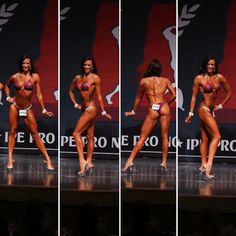 NANBF Bikini Poses Front, Side, & Back More from my site figure side pose Womens Fitness Programs Bikini Competition Training, Fitness Competition, Figure Competition, Chico Fitness, Men's Fitness, Muscle Fitness, Gain Muscle, Muscle Men, Build Muscle