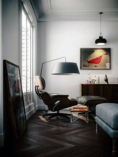Bachelor Living Room Ideas