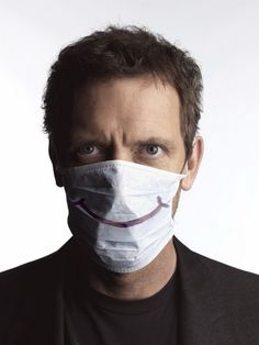 Hugh Laurie....house