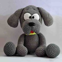 Amigurumi – Dog Collection - Amigurumi Dog - Free Pattern