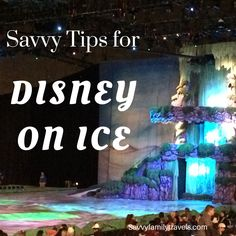 Our savvy advice for taking kids to Disney on Ice without spending a fortune: Travel With Kids, Family Travel, Visit Toronto, Disney On Ice, Kid Activities, Kids And Parenting, Advice, Canada, Tips
