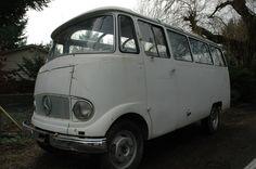 '60 Mercedes-Benz O319 D 300-Series