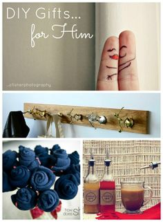 DIY Valentine's Day Gifts for Him. HE IS ALWAYS LOSING HIS SOCKS!!!! SO A SOCK BOUQUET WOULD BE PERFECT!!