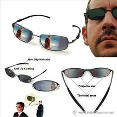 iOffer: 5 pcs Rear View Rearview Behind Spy Sunglasses Monitor Spy Glasses, Bug Out Bag, Stuff And Thangs, Cool Inventions, Gifts For Dad, Rear View, Bags, Spy Ware, Shtf