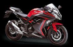 Ninja 300 - Sport - Kawasaki Motores do Brasil