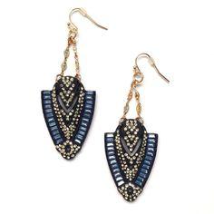 Spearhead Earrings – frenchie