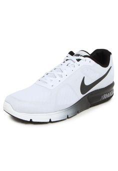 Tênis Nike Air Max Sequent Branco/Preto - Marca Nike