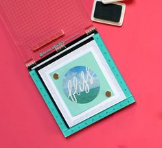 Found it at Blitsy - 8 Ways to Use the Stamp Perfect Stamping Tool & GIVEAWAY!