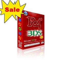 R4i-SDHC 3DS RTS für 2DS/ 3DS V10.7.0-32 und DSi V1.4.5
