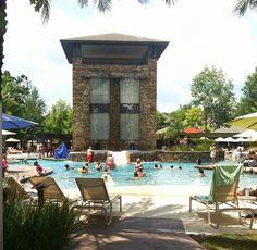 Woodlands Resort Water Park