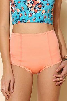 Out From Under Mix + Match High-Waist Bikini Bottom - Urban Outfitters