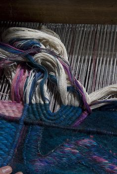 Maximo Laura, of Lima, Peru   Weekly Artist Fibre Interviews   Fibre Art   International   Canadian   World of Threads Festival   Contemporary Fiber Art Craft Textiles   Oakville Ontario Canada ****