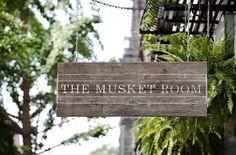 Musket Room New York