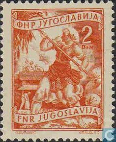 1950 Yugoslavia - Occupations