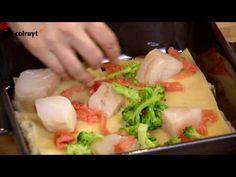 Lasagne met kabeljauw, garnalensaus en broccoli | Colruyt