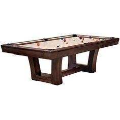 Lipscomb Pool Table | Wood Pool Table | Billiard Factory