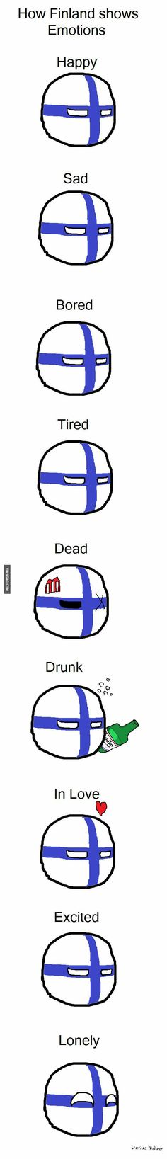 Finnland cannot into emotions Funny Images, Best Funny Pictures, Meanwhile In Finland, Photo To Video, History Memes, Country Art, Hetalia, Funny Comics, Laugh Out Loud