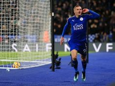 Leicester City to offer Jamie Vardy £140,000 a week?