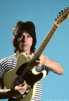 Jeff Beck. great guitarist. #guitarists #jeffbeck http://www.pinterest.com/TheHitman14/musician-guitarists-%2B/