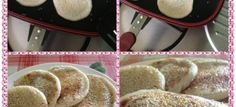 Glutinous Rice Red Bean Pancakes