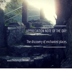 Appreciation Note of the Day  http://www.lindamaykallestein.com/