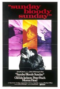 Directed by John Schlesinger. With Peter Finch, Glenda Jackson, Murray Head, Peggy Ashcroft. The emotional intricacies of a polyamorous relationship between young artist Bob and his two lovers: a lonely male doctor and a frustrated female office worker. Peter Finch, Glenda Jackson, Action Movies, Hd Movies, Movies To Watch, Film Movie, Cinema Posters, Film Posters, John Schlesinger