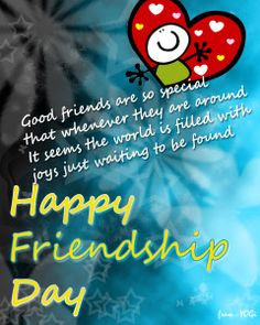 Download Latest Friendship Day Cards