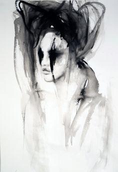 Saatchi Online Artist: Fiona Maclean;