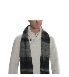 Ανδρικά Κασκόλ σε Γκρι • 96% Ακρυλικό, 4% Ίνες. • 169εκ Μήκος x 20εκ Πλάτος. • Double face με μεγάλες ακανόνιστες γραμμές σαν ρίγες σε αποχρώσεις γκρι. Men Sweater, Sweaters, Fashion, Moda, Fashion Styles, Men's Knits, Sweater, Fashion Illustrations, Sweatshirts