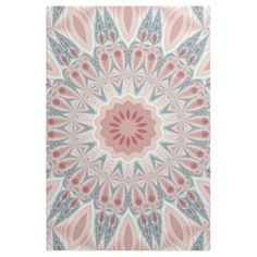 Striking Modern Kaleidoscope Mandala Fractal Art - modern gifts cyo gift ideas personalize