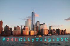 24 heures à New York La Big Apple ! Première ville étape de notre nouveau projet #24hCityTrip qui consiste à présenter le meilleur d'une ville en 24 heures : lieux incontournables, endroits secrets, atypiques, bonnes adresses et bons plans. On vous dit tout ! Attachez vos ceintures nous amorçons notre descente sur l'aéroport international JFK... Et hop c'est parti pour une découverte express de New York ! Pour commencer fort, aller directement surTimes Square, ça y est vous y êtes ENFIN !…